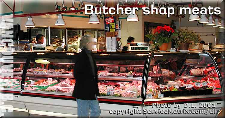 Butcher Shops On Vancouver Island